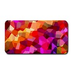 Geometric Fall Pattern Medium Bar Mats 16 x8.5 Bar Mat - 1