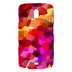 Geometric Fall Pattern Samsung Galaxy Nexus i9250 Hardshell Case
