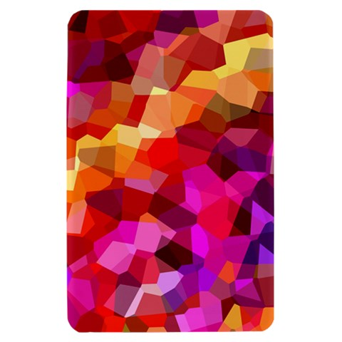 Geometric Fall Pattern Kindle Fire (1st Gen) Hardshell Case
