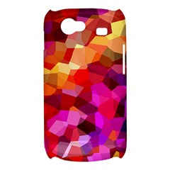 Geometric Fall Pattern Samsung Galaxy Nexus S i9020 Hardshell Case