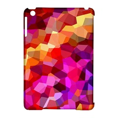 Geometric Fall Pattern Apple Ipad Mini Hardshell Case (compatible With Smart Cover)