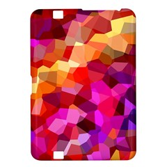 Geometric Fall Pattern Kindle Fire HD 8.9