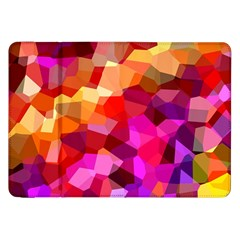 Geometric Fall Pattern Samsung Galaxy Tab 8 9  P7300 Flip Case