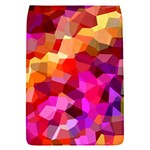 Geometric Fall Pattern Flap Covers (S)  Front