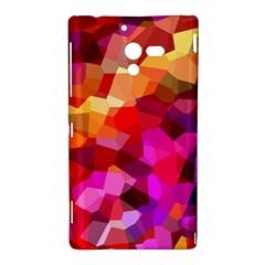 Geometric Fall Pattern Sony Xperia ZL (L35H)