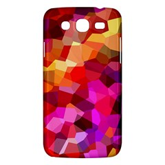 Geometric Fall Pattern Samsung Galaxy Mega 5 8 I9152 Hardshell Case