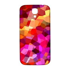 Geometric Fall Pattern Samsung Galaxy S4 I9500/i9505  Hardshell Back Case