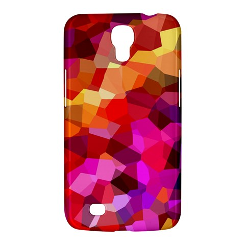 Geometric Fall Pattern Samsung Galaxy Mega 6.3  I9200 Hardshell Case