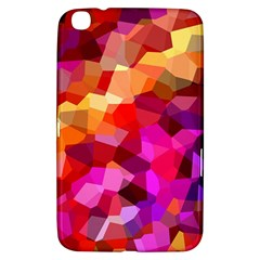 Geometric Fall Pattern Samsung Galaxy Tab 3 (8 ) T3100 Hardshell Case