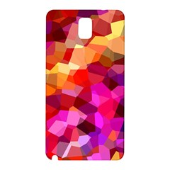 Geometric Fall Pattern Samsung Galaxy Note 3 N9005 Hardshell Back Case