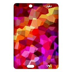 Geometric Fall Pattern Amazon Kindle Fire Hd (2013) Hardshell Case