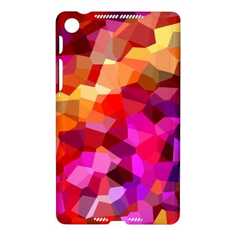 Geometric Fall Pattern Nexus 7 (2013)