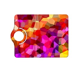 Geometric Fall Pattern Kindle Fire HD (2013) Flip 360 Case