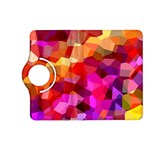 Geometric Fall Pattern Kindle Fire HD (2013) Flip 360 Case Front