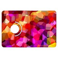 Geometric Fall Pattern Kindle Fire Hdx Flip 360 Case