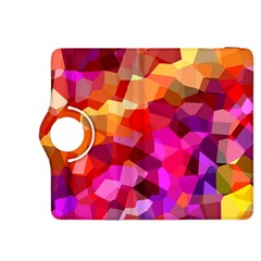 Geometric Fall Pattern Kindle Fire HDX 8.9  Flip 360 Case