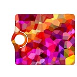 Geometric Fall Pattern Kindle Fire HDX 8.9  Flip 360 Case Front