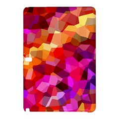 Geometric Fall Pattern Samsung Galaxy Tab Pro 10 1 Hardshell Case