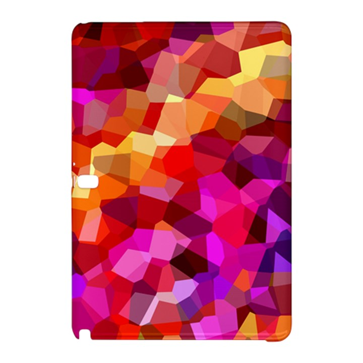 Geometric Fall Pattern Samsung Galaxy Tab Pro 12.2 Hardshell Case