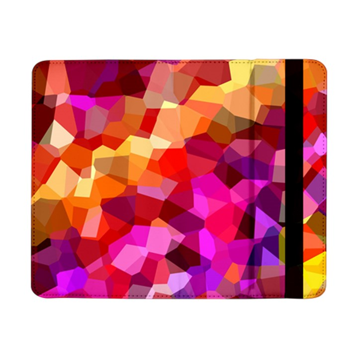 Geometric Fall Pattern Samsung Galaxy Tab Pro 8.4  Flip Case