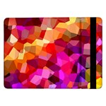 Geometric Fall Pattern Samsung Galaxy Tab Pro 12.2  Flip Case Front
