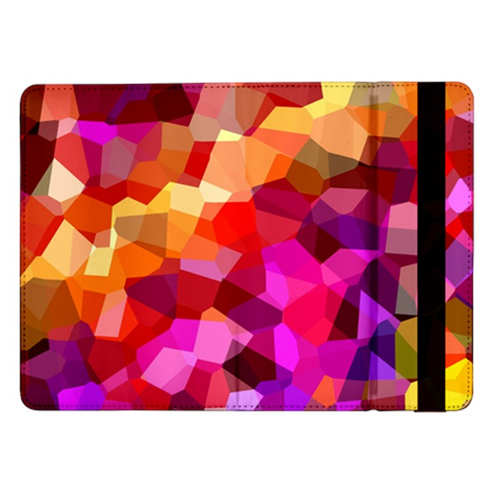 Geometric Fall Pattern Samsung Galaxy Tab Pro 12.2  Flip Case