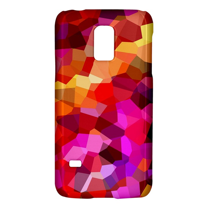 Geometric Fall Pattern Galaxy S5 Mini