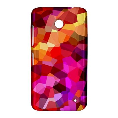 Geometric Fall Pattern Nokia Lumia 630