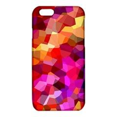 Geometric Fall Pattern iPhone 6/6S TPU Case