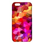 Geometric Fall Pattern iPhone 6/6S TPU Case Front