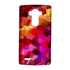 Geometric Fall Pattern LG G4 Hardshell Case