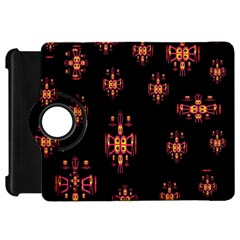 Alphabet Shirtjhjervbretilihhj Kindle Fire HD Flip 360 Case