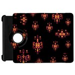 Alphabet Shirtjhjervbretilihhj Kindle Fire HD Flip 360 Case Front