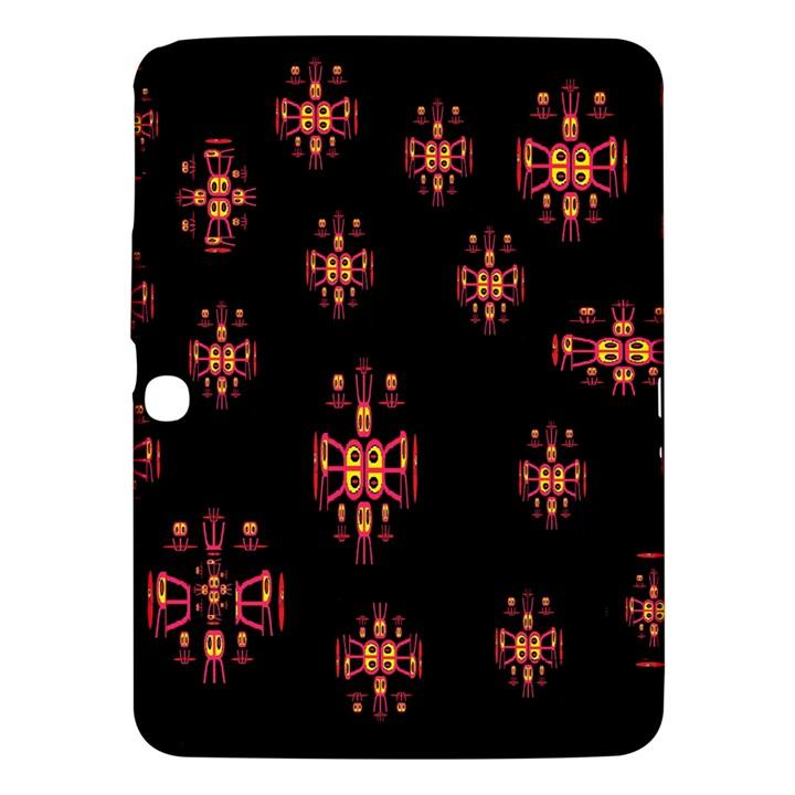 Alphabet Shirtjhjervbretilihhj Samsung Galaxy Tab 3 (10.1 ) P5200 Hardshell Case