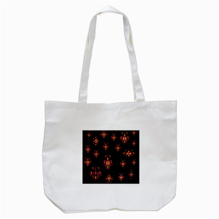 Alphabet Shirtjhjervbretilihhj Tote Bag (White)