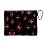 Alphabet Shirtjhjervbretilihhj Canvas Cosmetic Bag (XL) Back