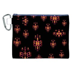 Alphabet Shirtjhjervbretilihhj Canvas Cosmetic Bag (xxl)