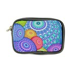 India Ornaments Mandala Balls Multicolored Coin Purse Front