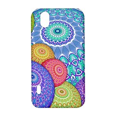 India Ornaments Mandala Balls Multicolored LG Optimus P970