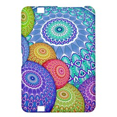 India Ornaments Mandala Balls Multicolored Kindle Fire HD 8.9