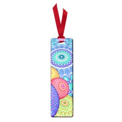 India Ornaments Mandala Balls Multicolored Small Book Marks