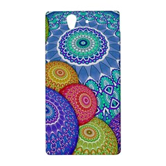 India Ornaments Mandala Balls Multicolored Sony Xperia Z