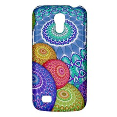 India Ornaments Mandala Balls Multicolored Galaxy S4 Mini