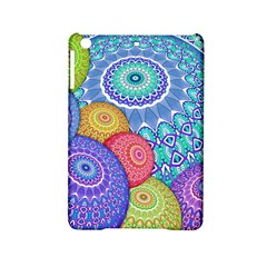 India Ornaments Mandala Balls Multicolored Ipad Mini 2 Hardshell Cases
