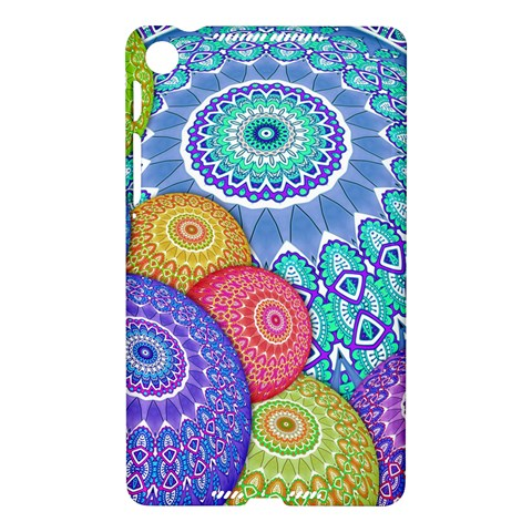 India Ornaments Mandala Balls Multicolored Nexus 7 (2013)