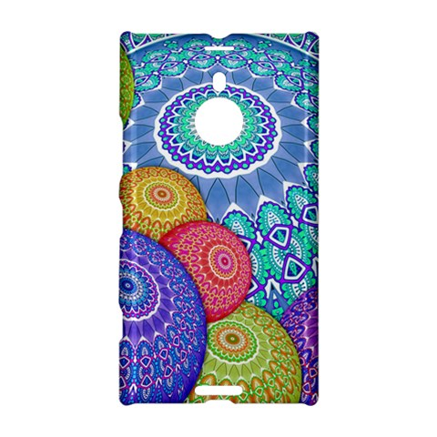 India Ornaments Mandala Balls Multicolored Nokia Lumia 1520