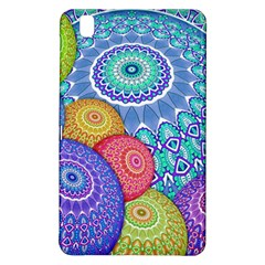 India Ornaments Mandala Balls Multicolored Samsung Galaxy Tab Pro 8 4 Hardshell Case