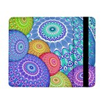 India Ornaments Mandala Balls Multicolored Samsung Galaxy Tab Pro 8.4  Flip Case Front