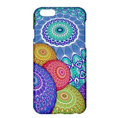 India Ornaments Mandala Balls Multicolored Apple Iphone 6 Plus/6s Plus Hardshell Case