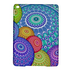 India Ornaments Mandala Balls Multicolored iPad Air 2 Hardshell Cases